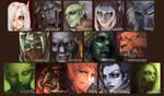 TEASER: Faces of ShC Horde