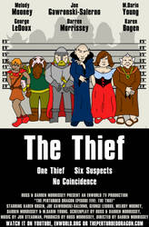 The Thief One Sheet by ThePerturbedDragon