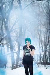 Smoky Alice by CamilaCarter