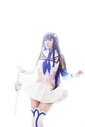 Kill La Kill - Satsuki Kiryuin by CamilaCarter