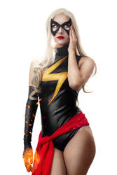 Ms. Marvel costest by CamilaCarter
