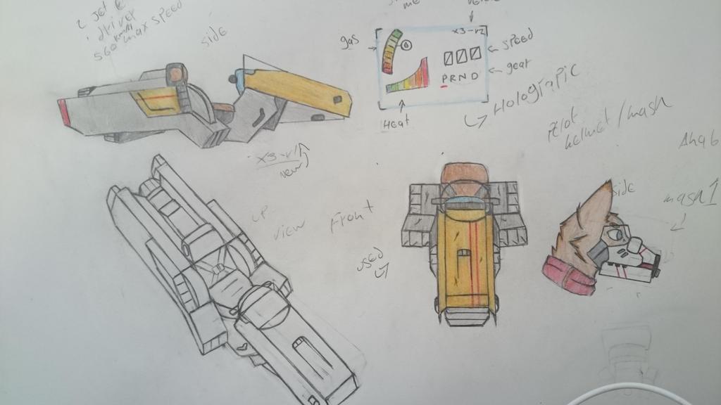 Ahab concept by spartan4230