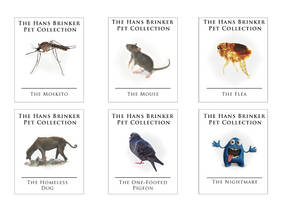 Hans Brinker - Pet Collection by kiwikruemel