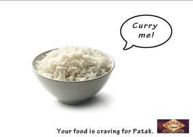 Patak Curry Me