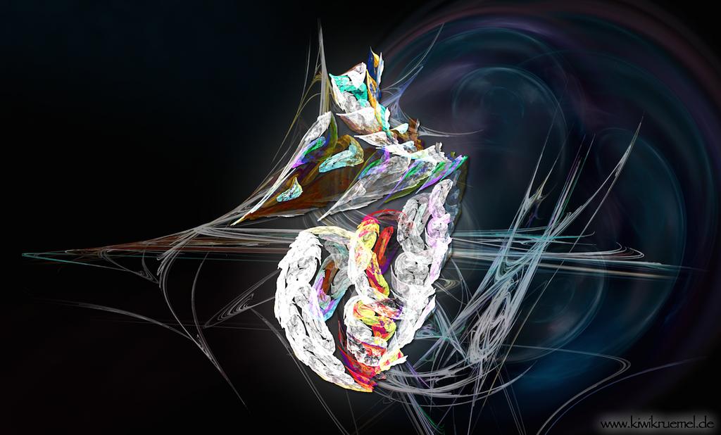seahorse by kiwikruemel