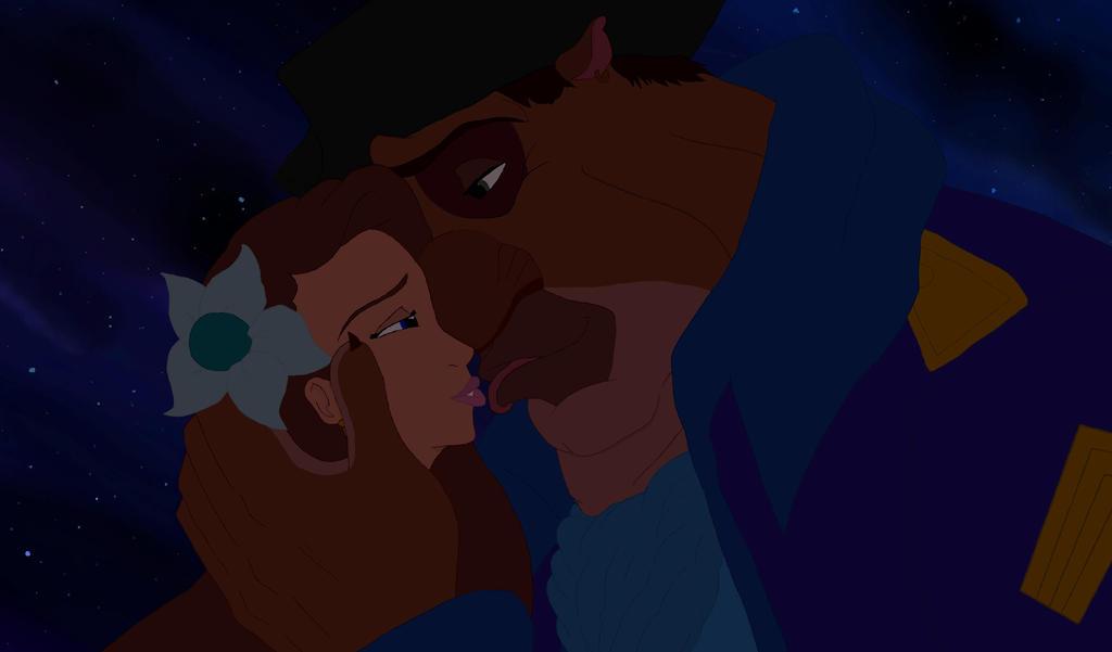 Treasure Planet 2 - The kiss don't ... by CarolinaPetralia ...