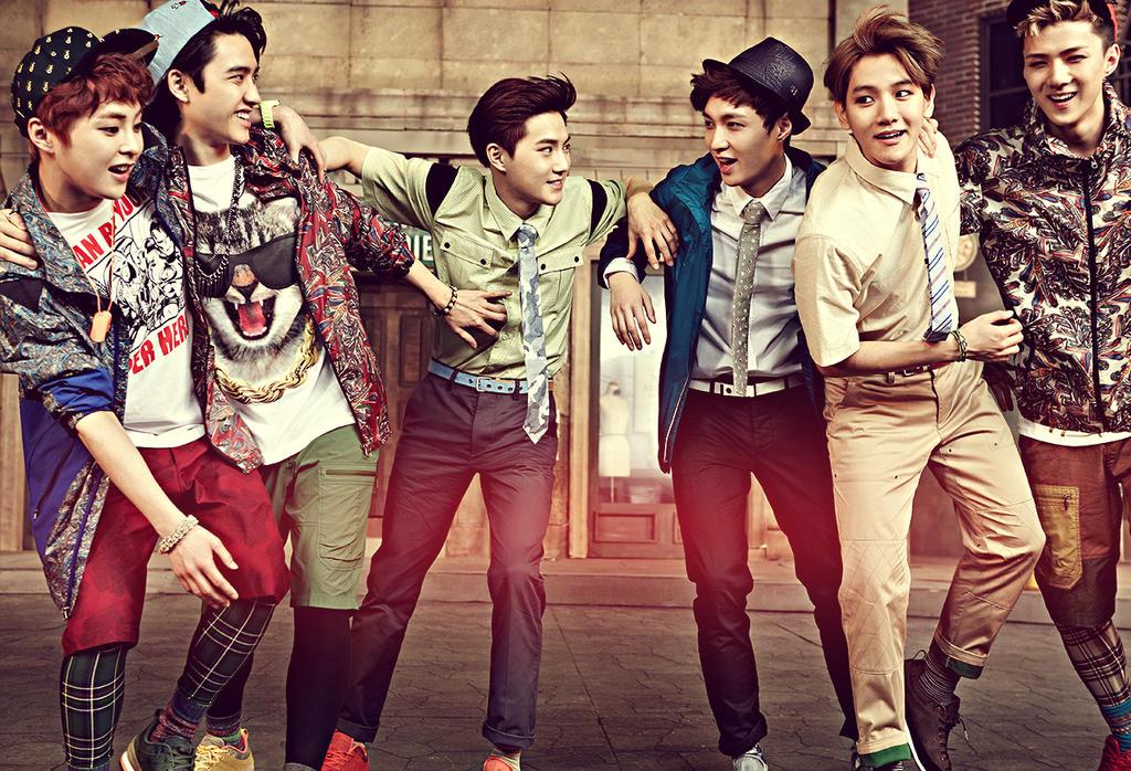 exo hd pictures wallpaper sportstle