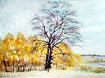 Tree Glajdich. Autumn.