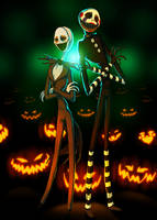 The masters of fright by Leda456