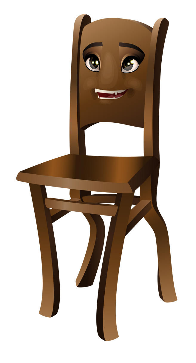Chair by Leda456