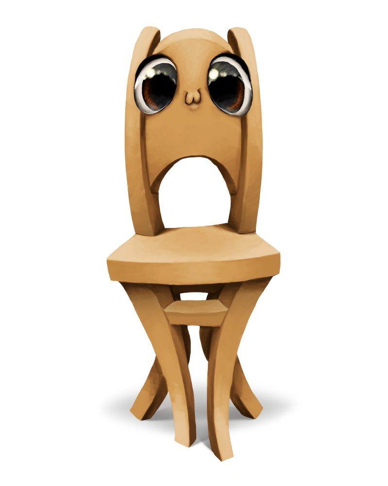 Cutest chair by Leda456