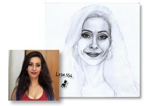 WIP Realistic Portrait-Self portrait project