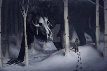 Spirit of the White forest - SPEEDPAIND VIDEO