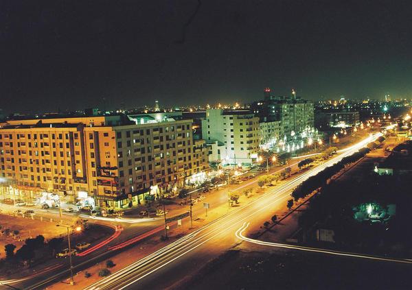 Karachi The city of Light