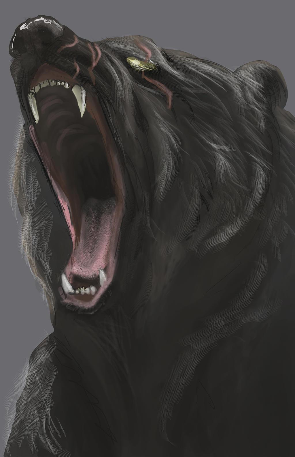 brave movie demon bear - photo #23