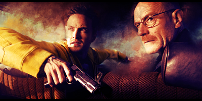 Breaking Bad Signature by MajorasKeyblade