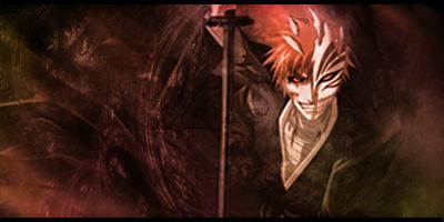 Ichigo Signature by MajorasKeyblade