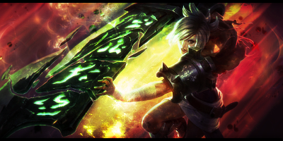 Riven Signature by MajorasKeyblade