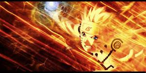Naruto Signature by MajorasKeyblade