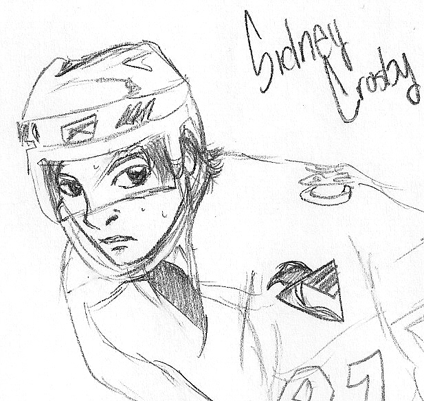 Sidney Crosby by kanna99