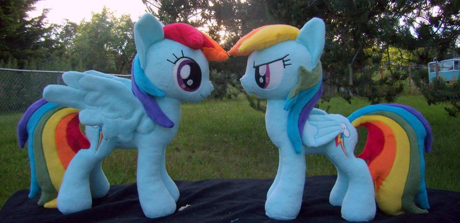Как сшить пони из май литл пони 40