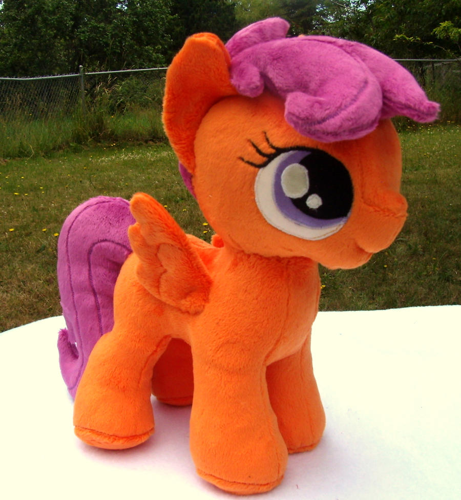 Scootaloo by fireflytwinkletoes