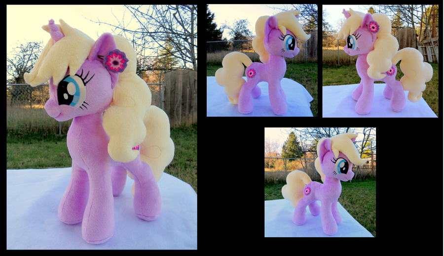 Pinkrose by fireflytwinkletoes
