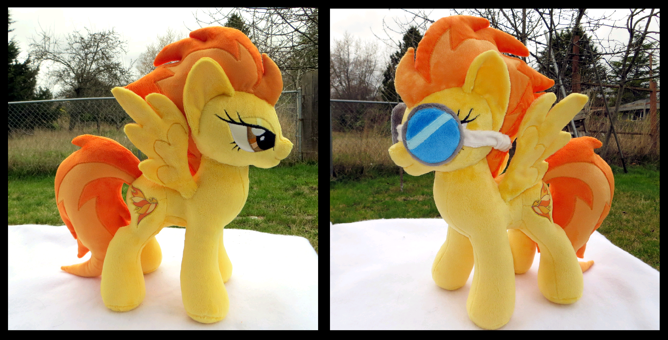 New New Spitfire by fireflytwinkletoes