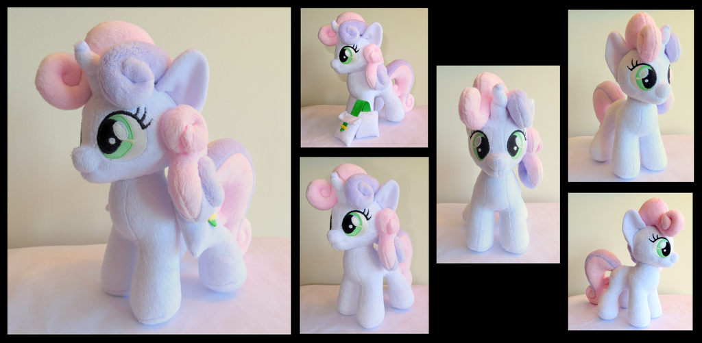 Curly Belle by fireflytwinkletoes