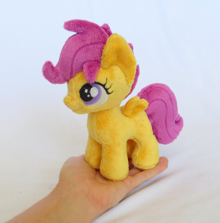 Palmtop Scootaloo by fireflytwinkletoes