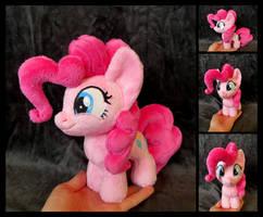 #002 - Pinkie Pie Mini by fireflytwinkletoes