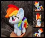 #003 - Rainbow Dash Mini