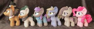 Mini Army Part 2 - The Pie Family