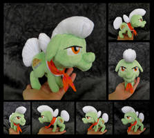 #018 - Granny Smith by fireflytwinkletoes
