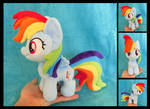 Mini Rainbow Dash