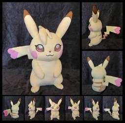 Sammi (Pikachu OC)
