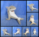 Shark (Oh, Dakuwaqa!) by fireflytwinkletoes