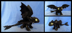 Nightfury by fireflytwinkletoes