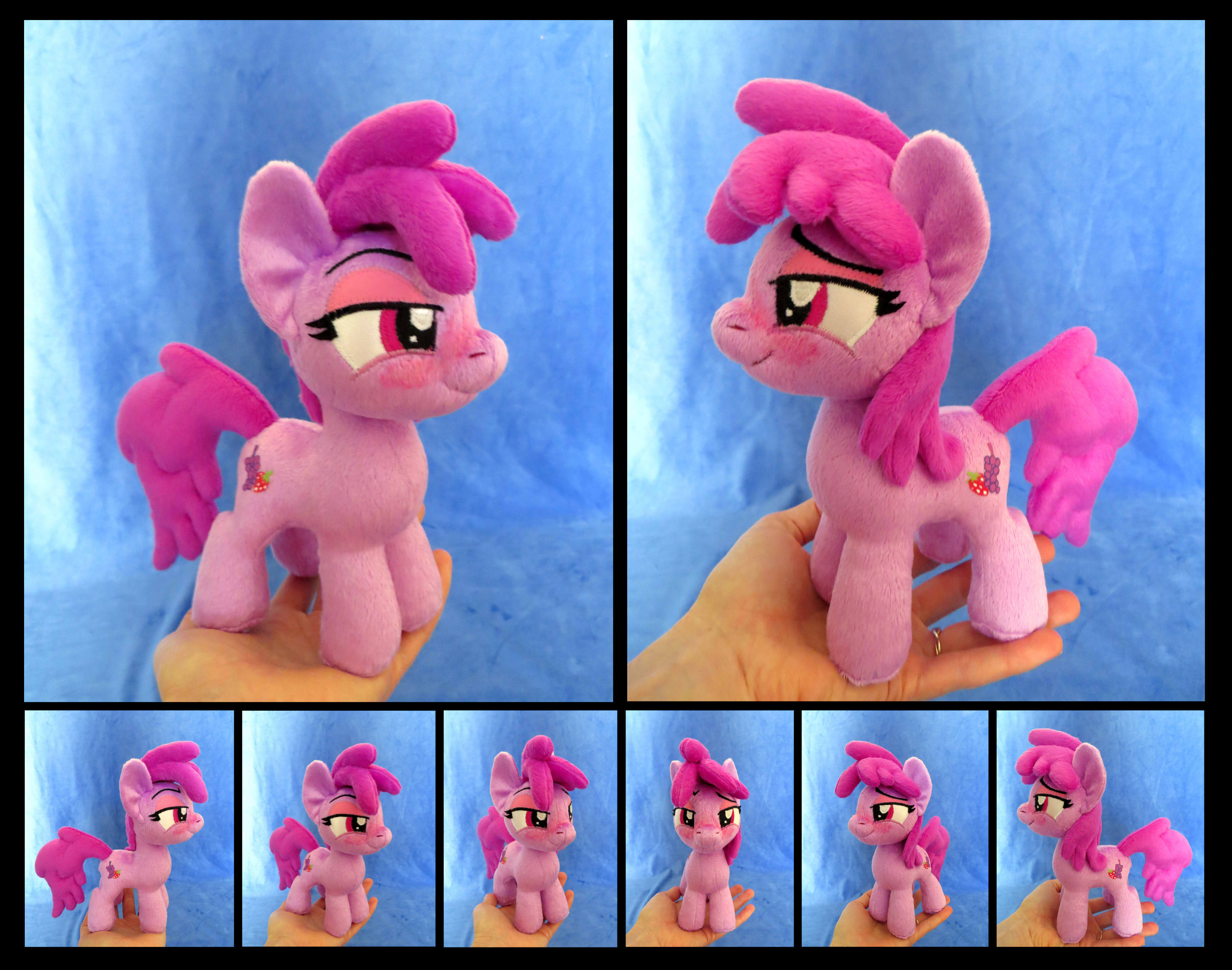 Berry Punch Mini by fireflytwinkletoes