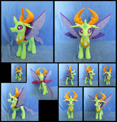 Reformed Thorax by fireflytwinkletoes