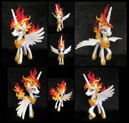 Nightmare Star by fireflytwinkletoes