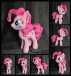Pinkie Pie by fireflytwinkletoes
