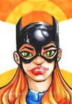 Batgirl Little Portrait