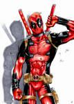 Deadpool by ADMDArt