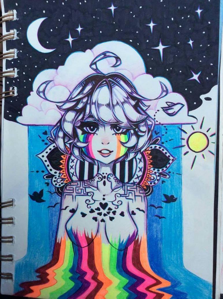 Art is life by Belie45