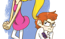 dexter's lab by SUPURU