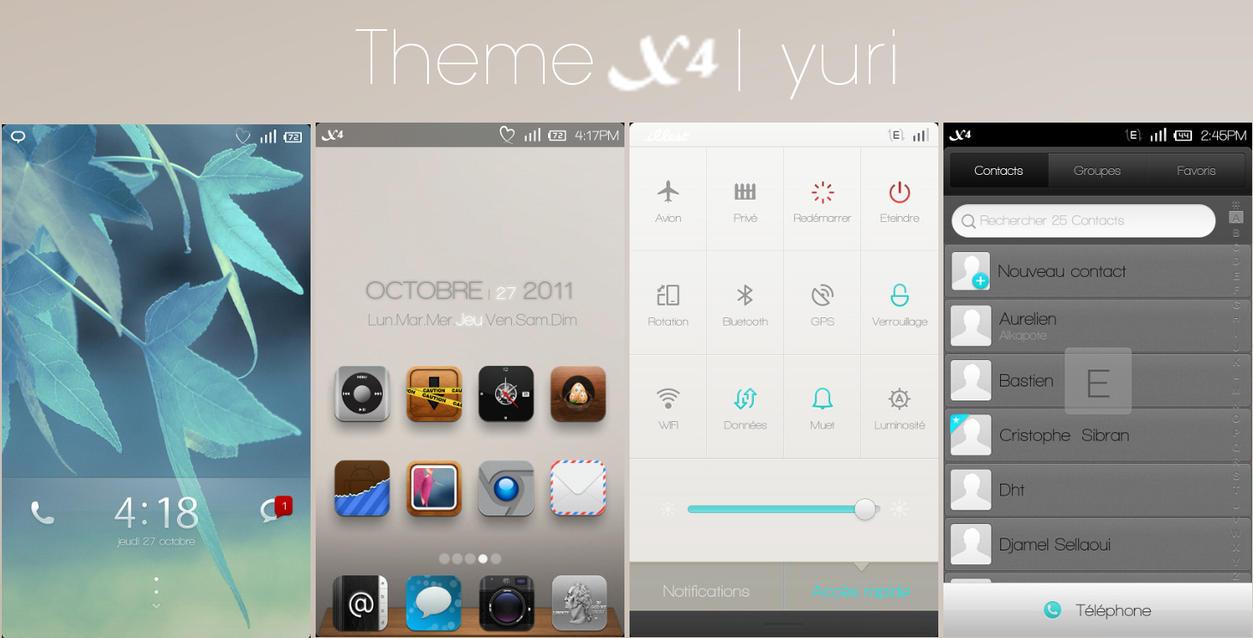 theme yuri x4.1 by yuyudroid