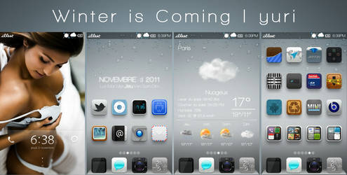 Winter is Coming by yuyudroid