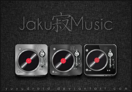 jaku music by yuyudroid