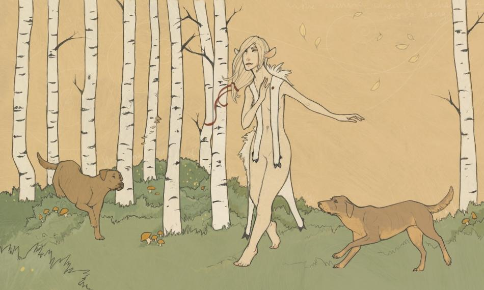 Deer Sister by Neverfly